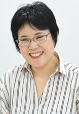 修士1年生 中谷 香さん 看護教員